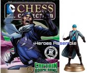 DC Chess Figurine Collection #87 Captain Boomerang Forever Evil Eaglemoss